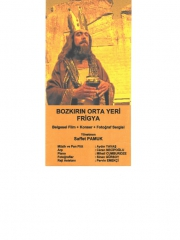 "24 June 2003 - Eskisehir -""The Middle of the Steppe Is Phrygia "" event - Harp and Pan Flute concert"